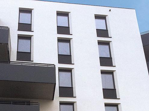 WDVS-Fassaden gestalten | Austrotherm - Dämmstoffe, XPS ...