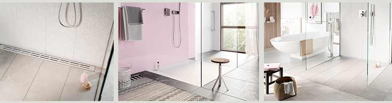 Austrotherm Shower Boards