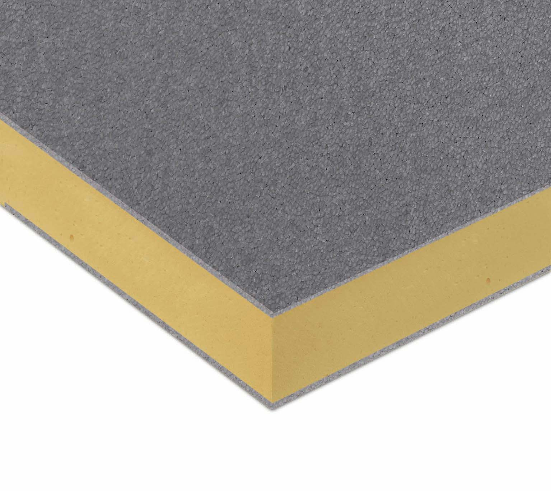 austrotherm resolution flachdach extrem geringe aufbauh he bei extrem hohem d mmwert. Black Bedroom Furniture Sets. Home Design Ideas